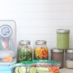 How to Organize an Easy Lunch Station at Home