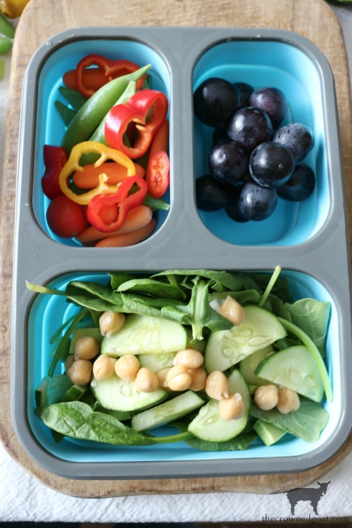 How-to-Make-a-Lunch-Station-at-Home-The-Crowned-Goat-14 How to Organize an Easy Lunch Station at Home Back to Basic DIY Organization