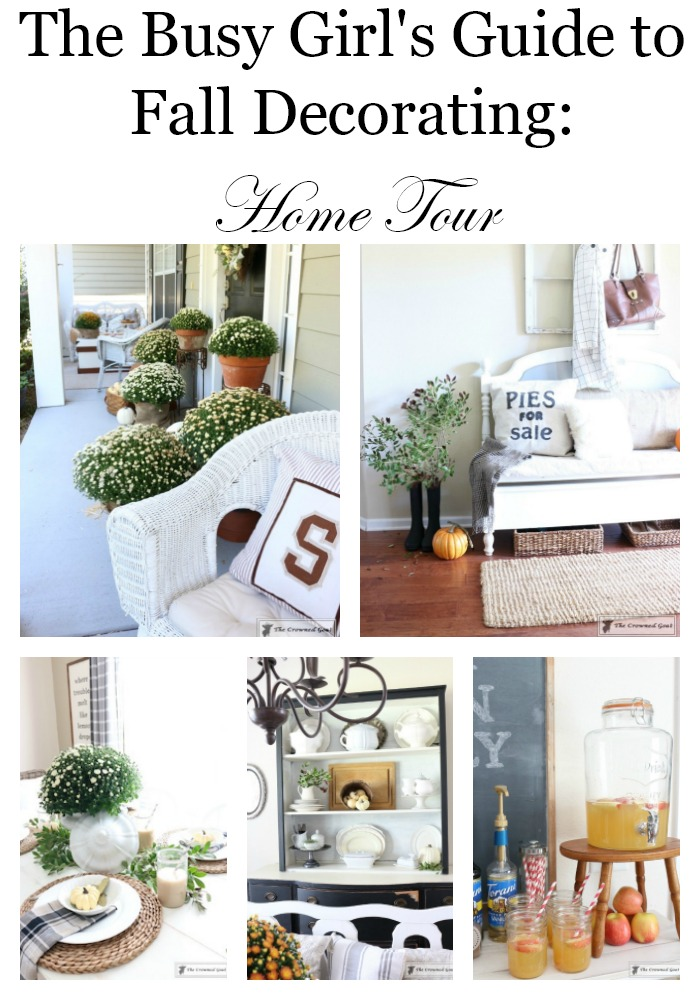 Fall-Decorating-Home-Tour-The-Crowned-Goat-111 The Busy Girl's Guide to Fall Decorating Home Tour Decorating Fall Holidays