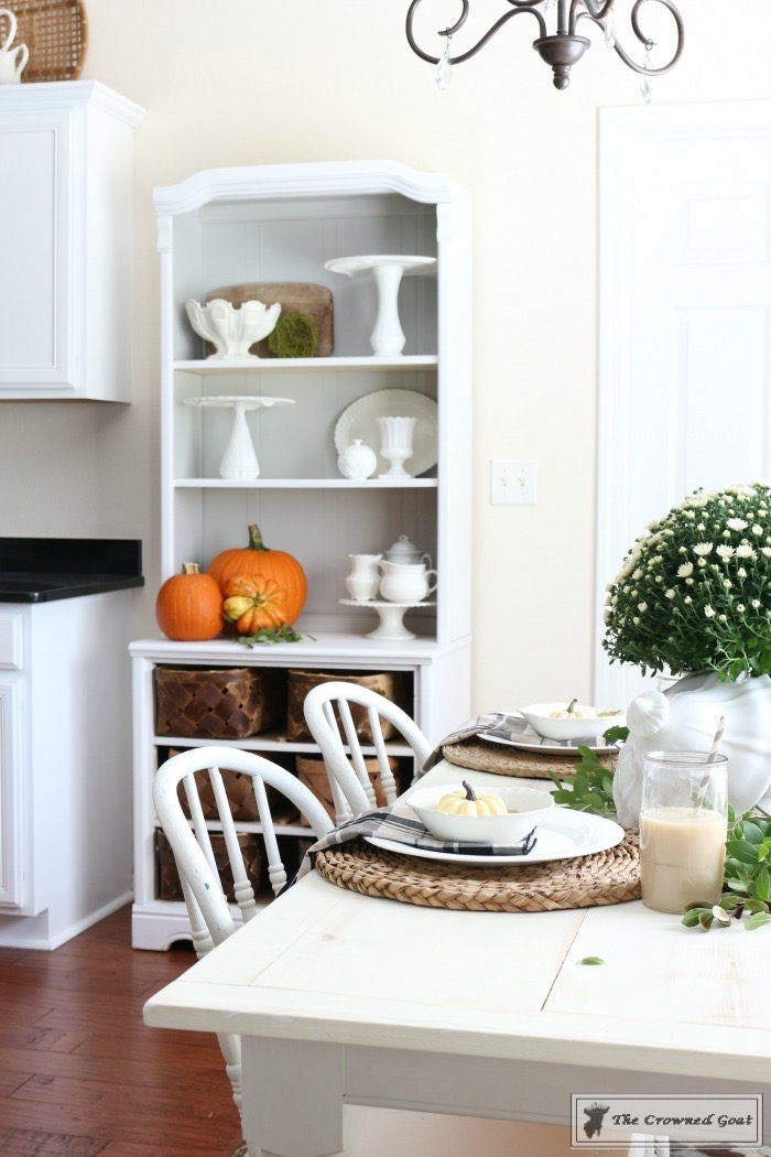 Fall Decorating Home Tour-The Crowned Goat-20