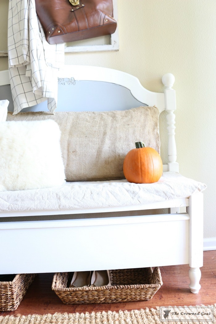 Fall Decorating Home Tour-The Crowned Goat-6