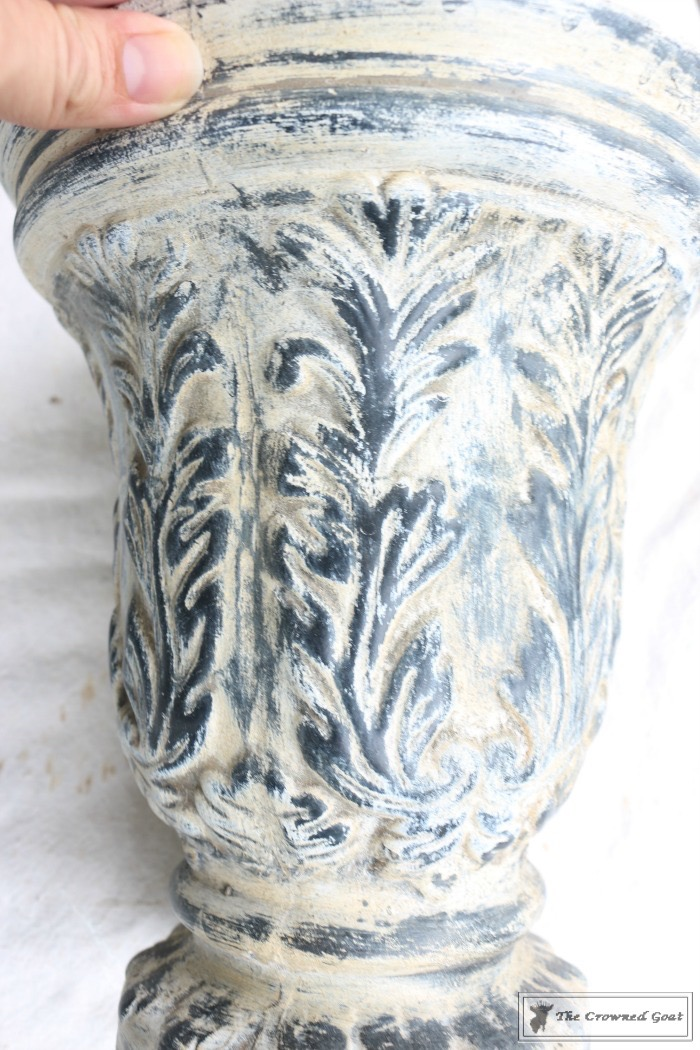How-to-Give-New-Pots-Patina-The-Crowned-Goat-11 How to Give New Pots an Aged Patina DIY