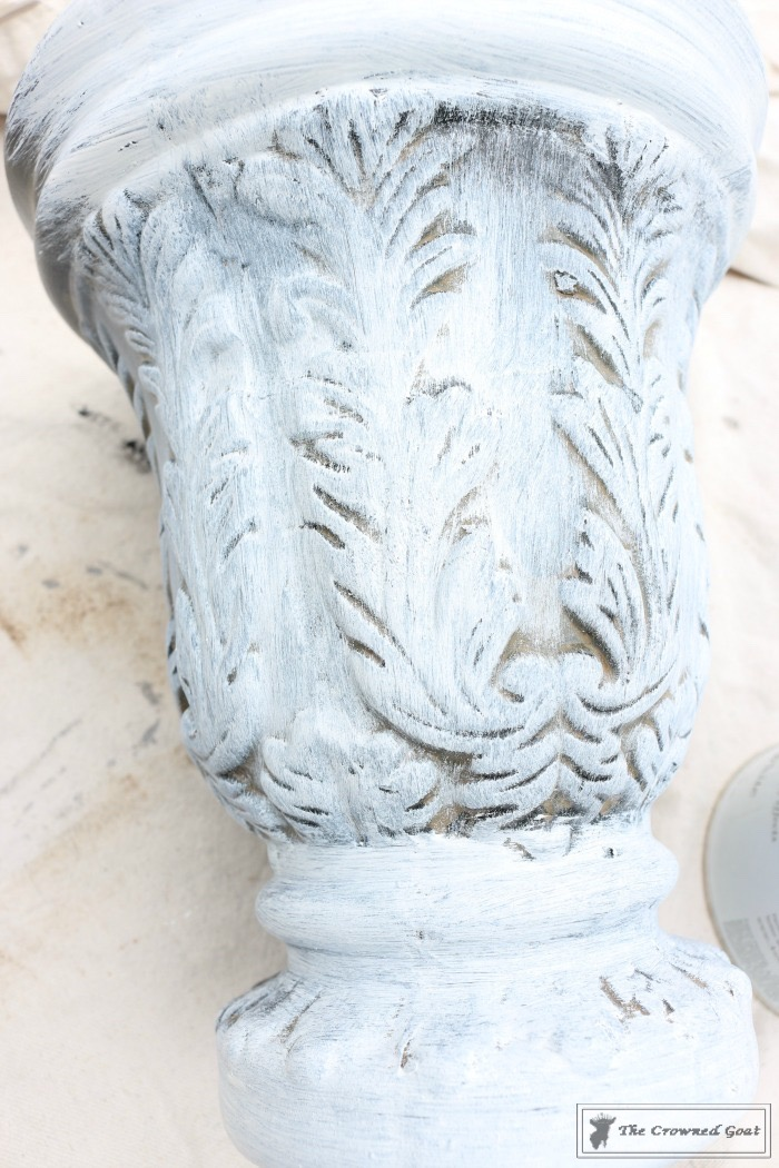 How-to-Give-New-Pots-Patina-The-Crowned-Goat-5 How to Give New Pots an Aged Patina DIY