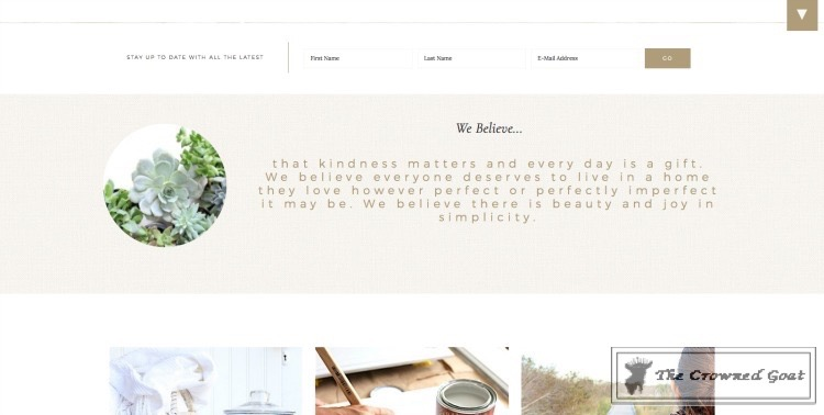 New-Website-The-Crowned-Goat-4A Our Website Makeover Heart Stuff
