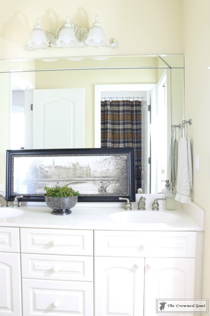 Jack and Jill Bathroom Makeover at Bliss Barracks – The ...