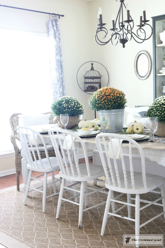 5-Easy-Thanksgiving-Tablescape-Tips-The-Crowned-Goat-9 5 Tips for an Easy Thanksgiving Tablescape Decorating Fall Holidays