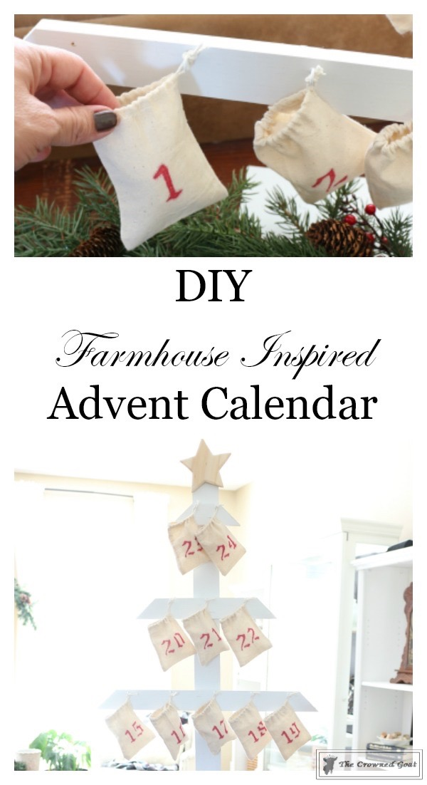 DIY-Farmhouse-Inspired-Advent-Calendar-The-Crowned-Goat-9 Farmhouse Inspired Advent Calendar Christmas