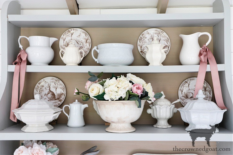 Spring-Ironstone-Collection-The-Crowned-Goat Spring at The Crowned Goat Cottage Uncategorized