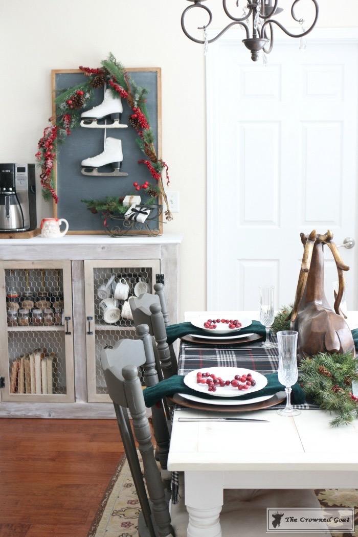 Simple-Christmas-Breakfast-Nook-The-Crowned-Goat-7-1 From the Front Porch From the Front Porch