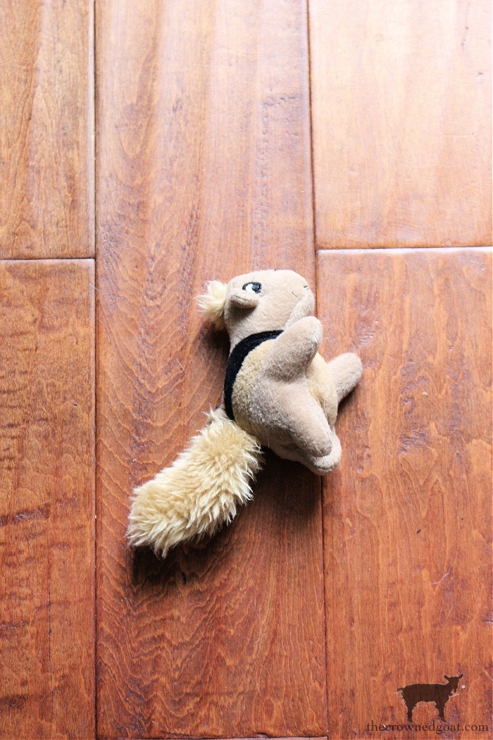Dog-Toy-Clutter-The-Crowned-Goat-2 The 15 Minute Task We Use to Cut Clutter Organization