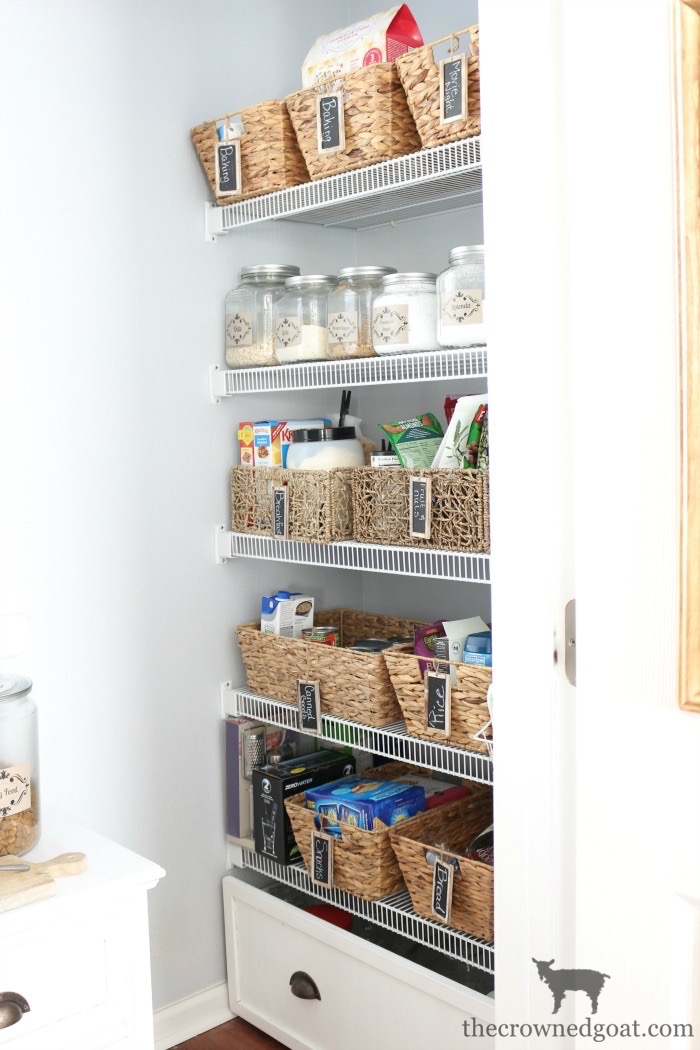 Organizing-and-Maintaining-a-Clutter-Free-Kitchen-The-Crowned-Goat-5 Organizing and Maintaining a Clutter Free Kitchen Organization