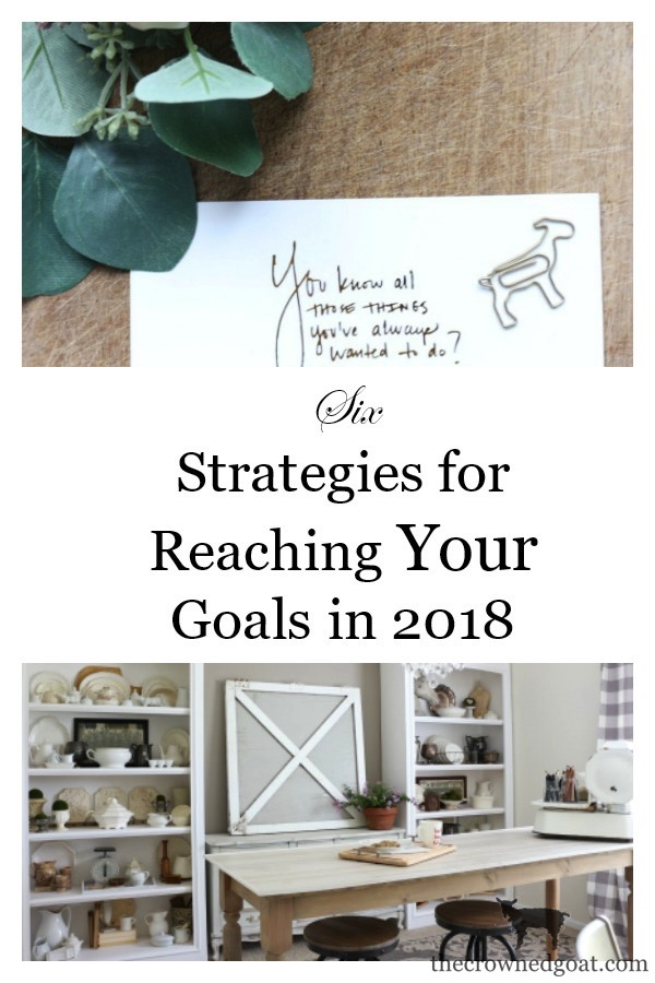 Strategies-to-Help-You-Reach-Your-Goals-The-Crowned-Goat-5 6 Strategies for Reaching Your Goals, a PowerSheets Update & a Video Celebrating Life Heart Stuff Organization