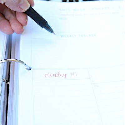 The Organized Life Planner Review