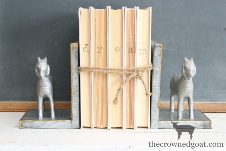 DIY-Stamped-Books-The-Crowned-Goat-12 DIY Stamped Books Crafts DIY