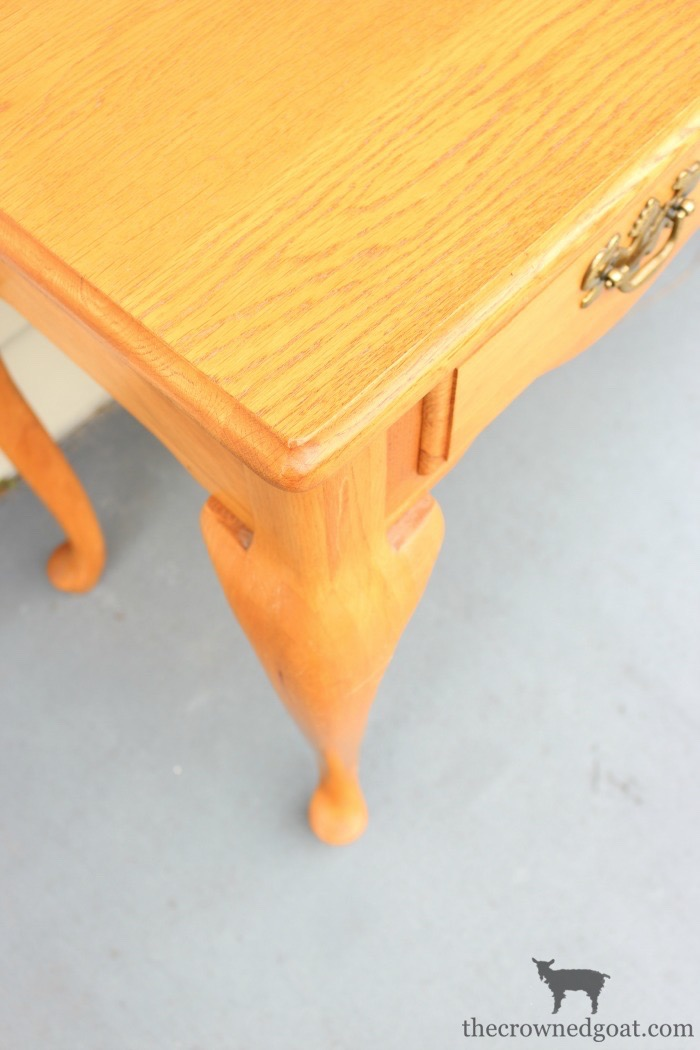How-to-Paint-Furniture-with-Chalk-Paint-The-Crowned-Goat-2 Back to Basics Series: Chalk Painting Furniture 101 Back to Basic
