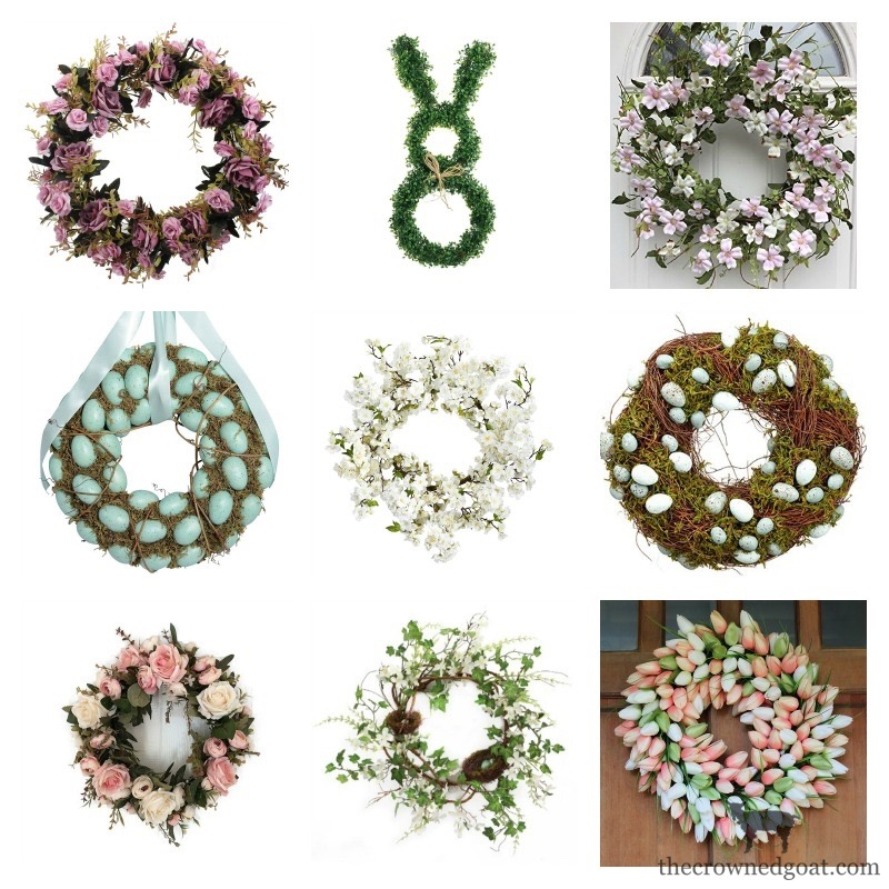 Spring-Wreath-Ideas-7 From the Front Porch From the Front Porch