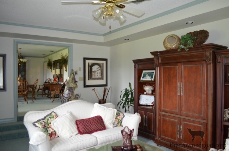 Traditional-Formal-Living-Room-Makeover-The-Crowned-Goat-5 The Horse Farm Project: Formal Living Room Transformation Decorating