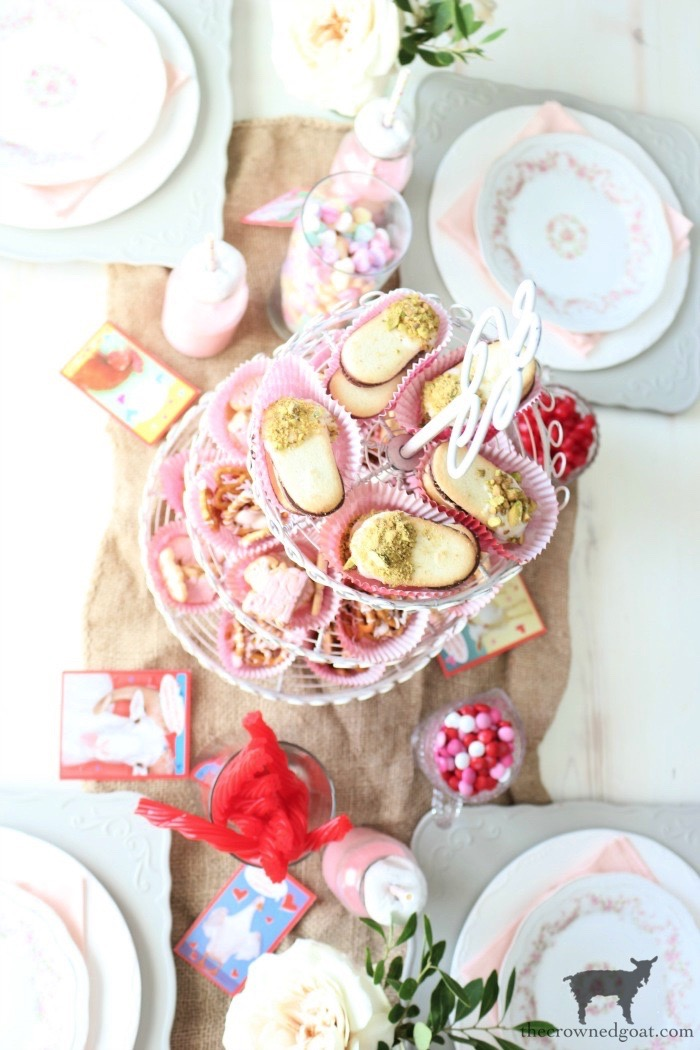 Valentines-Day-Dessert-Buffet-The-Crowned-Goat-2-1 Valentine's Dessert Buffet Holidays Valentines