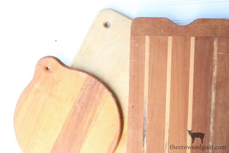 Vintage-Breadboards-The-Crowned-Goat-13 Latest Finds from the Treasure Trail ThriftScoreThurs