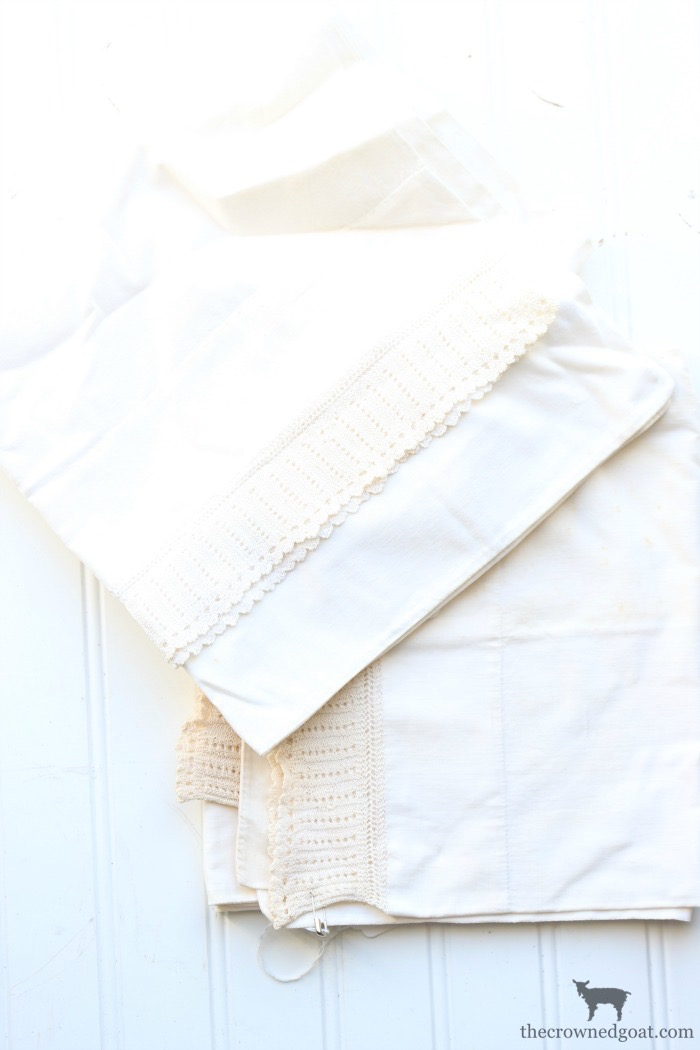 Vintage-Linens-The-Crowned-Goat-6 Latest Finds from the Treasure Trail ThriftScoreThurs