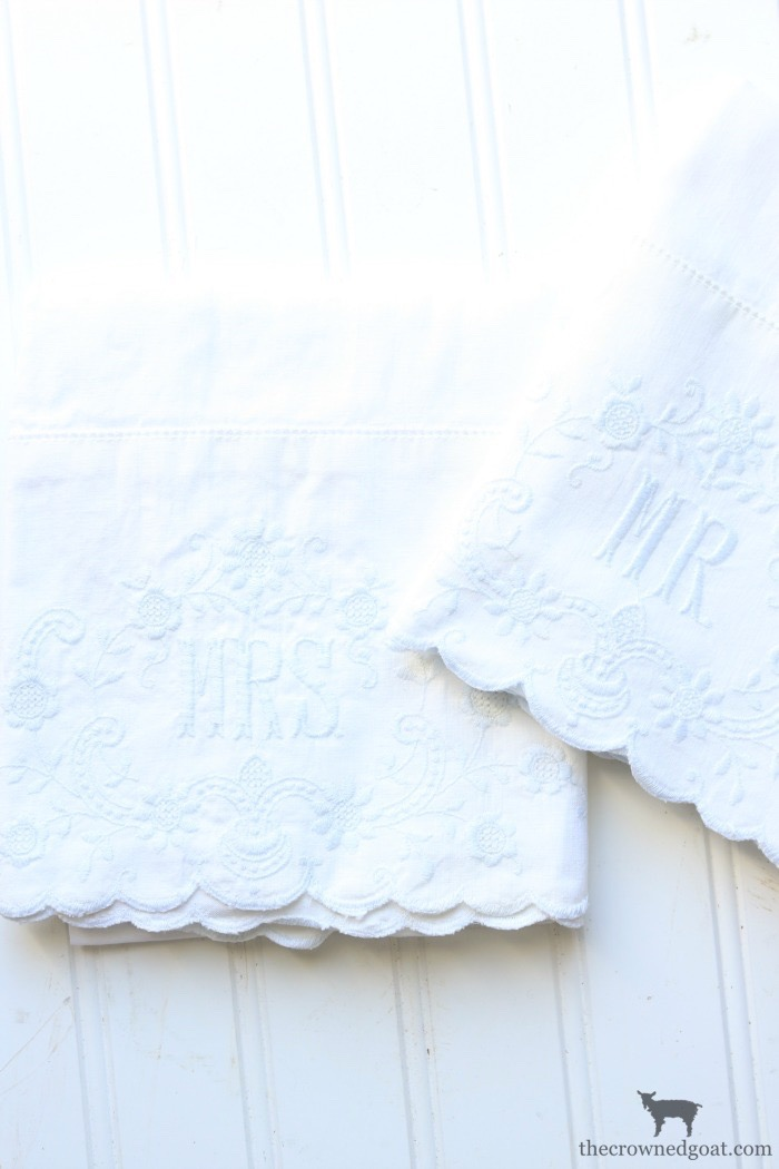 Vintage-Linens-The-Crowned-Goat-7 Latest Finds from the Treasure Trail ThriftScoreThurs
