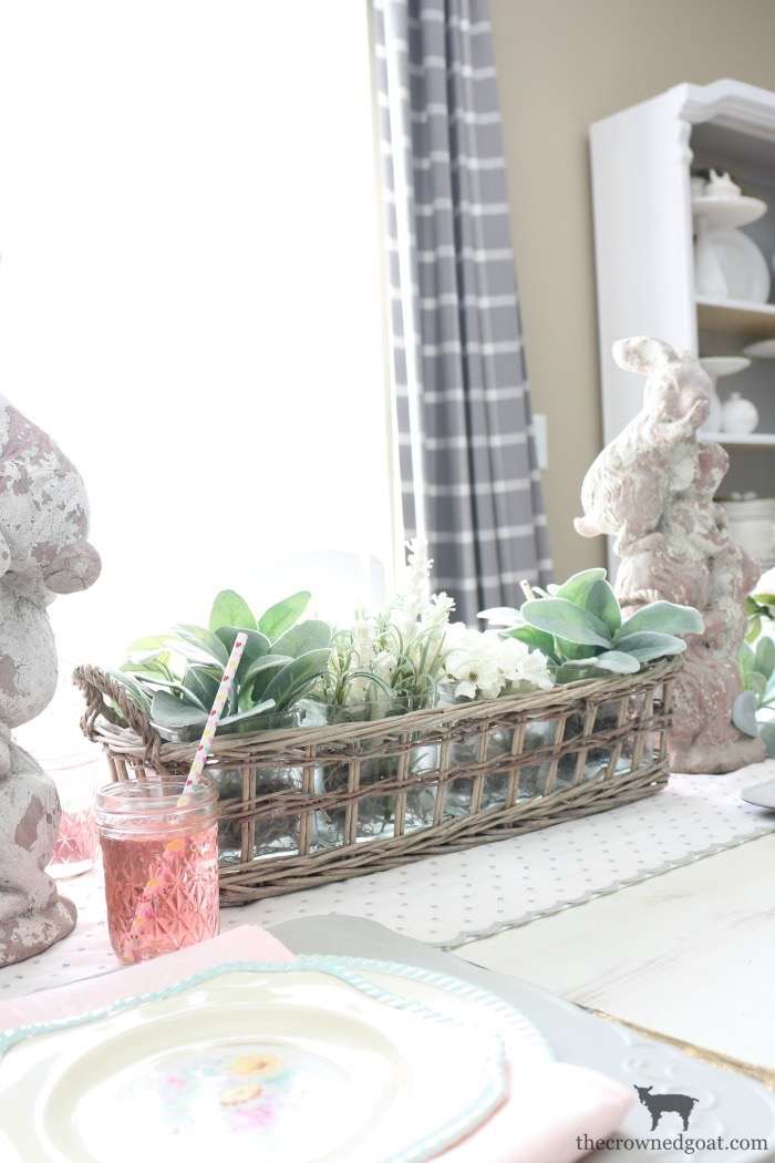 Breakfast-Nook-Spring-Tablescape-Ideas-The-Crowned-Goat-3 Spring Tablescape in the Breakfast Nook Spring