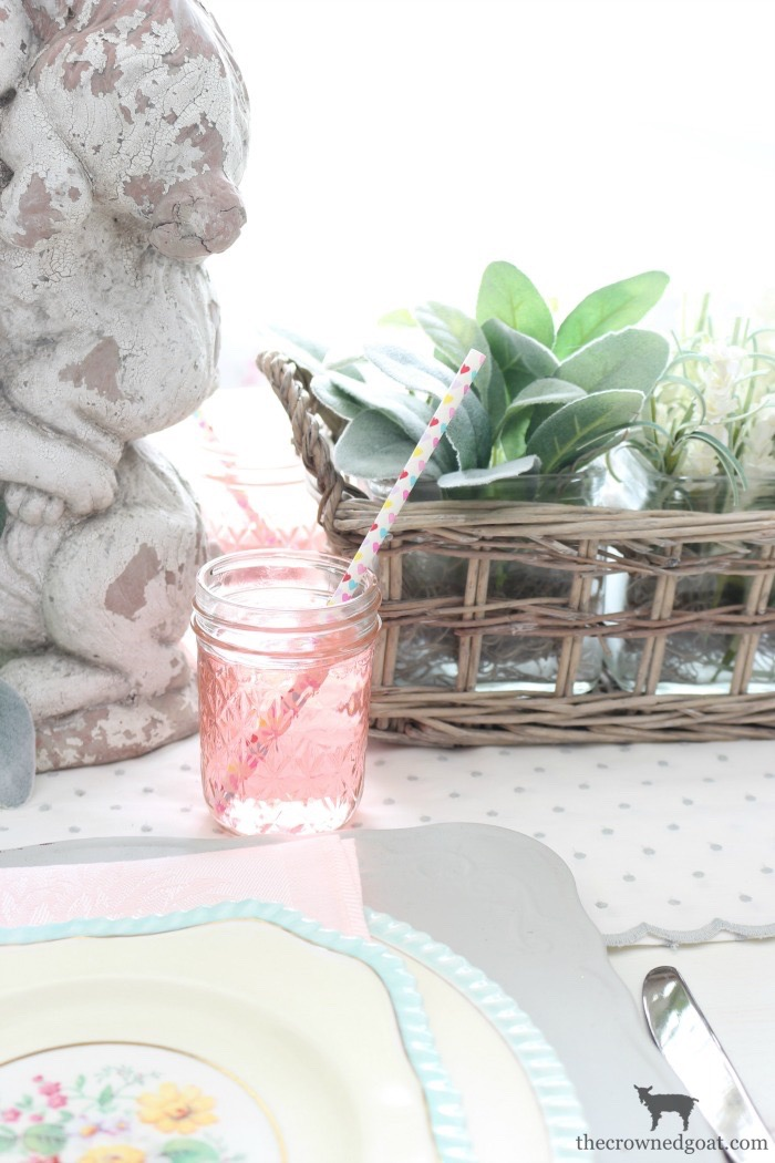 Breakfast-Nook-Spring-Tablescape-Ideas-The-Crowned-Goat-9 Spring Tablescape in the Breakfast Nook Spring