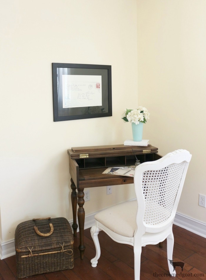 Custom-Built-Bookcase-The-Crowned-Goat-3 DIY Custom Bookcases from Columns Loblolly_Manor