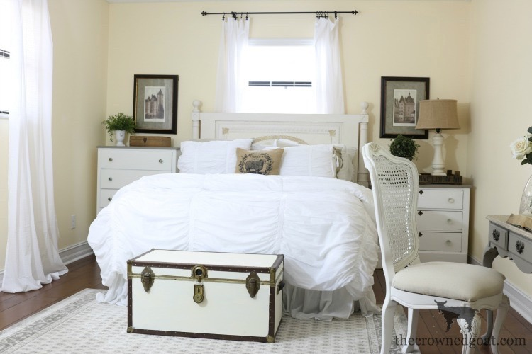 Easy-Master-Bedroom-Changes-The-Crowned-Goat-14 Loblolly Manor: Master Bedroom Progress Update Loblolly_Manor