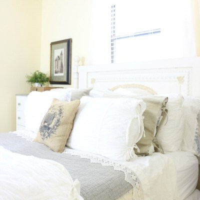 Loblolly Manor: Master Bedroom Progress Update