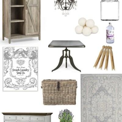 Laundry Room Makeover: Design Plan