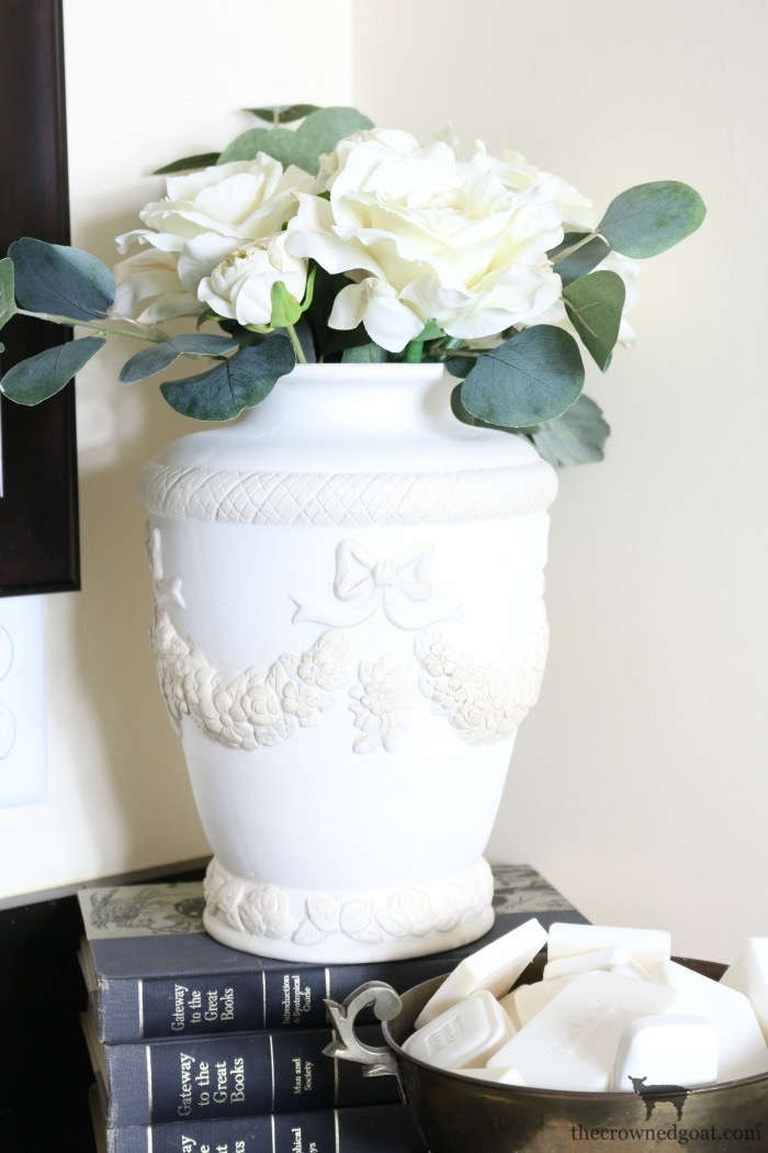 How-to-Update-a-Thrift-Store-Vase-The-Crowned-Goat-11 How to Easily Update a Thrift Store Vase Decorating Loblolly_Manor