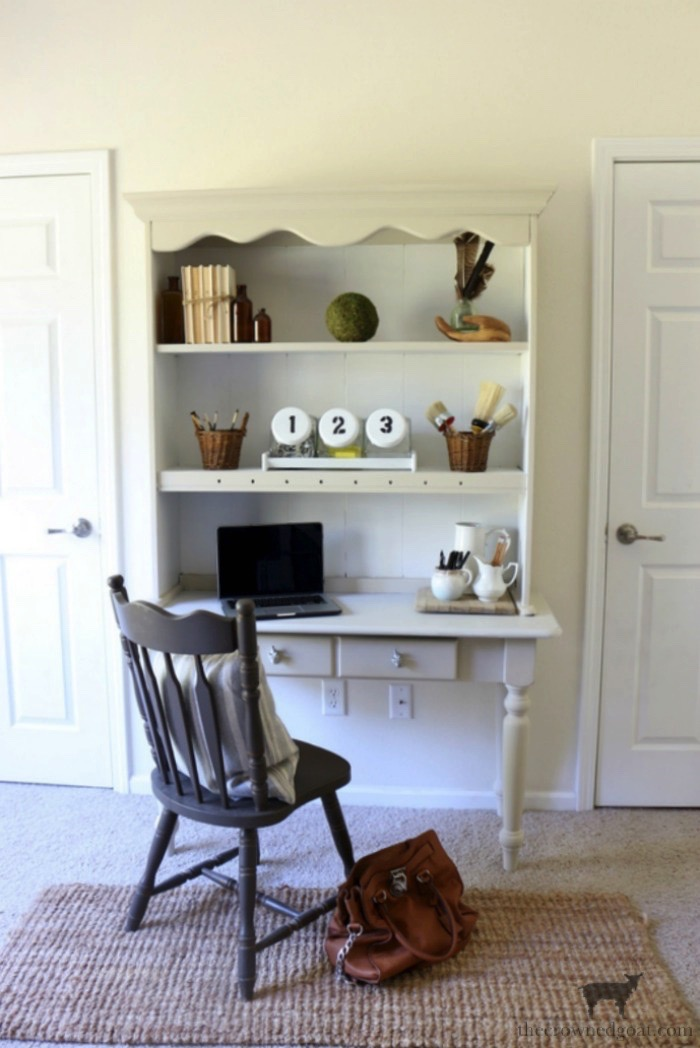 Tips-for-Styling-a-Dining-Room-Hutch-The-Crowned-Goat-1 Eight Easy Tips for Styling a Dining Room Hutch Decorating Loblolly_Manor