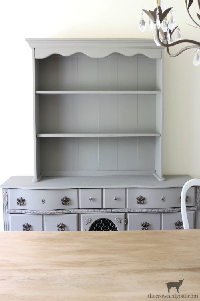 Tips-for-Styling-a-Dining-Room-Hutch-The-Crowned-Goat-3 Eight Easy Tips for Styling a Dining Room Hutch Decorating Loblolly_Manor