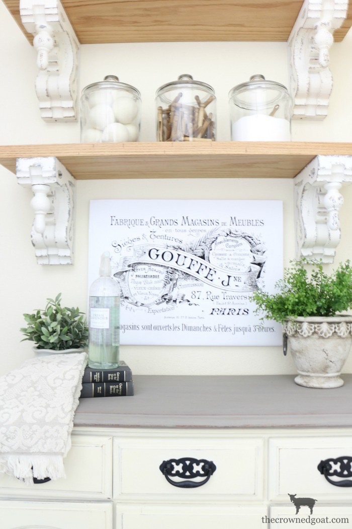 French-Inspired-Laundry-Room-Art-The-Crowned-Goat-9 French Inspired Laundry Room Art Loblolly_Manor One_Room_Challenge
