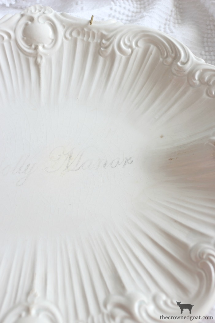 Personalize-Vintage-Plate-With-Sharpie-The-Crowned-Goat-11 Easily Personalize a Vintage Platter DIY Loblolly_Manor