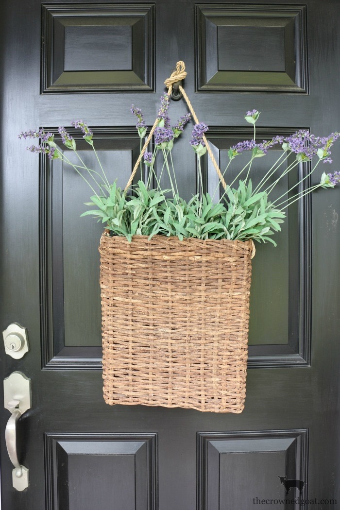 Summer-Front-Porch-Tour-The-Crowned-Goat-12 Summer Front Porch Tour Decorating DIY Summer