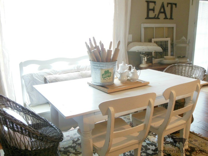 Breakfast-Nook-Design-Plans-The-Crowned-Goat-3 Breakfast Nook Design Plans Decorating DIY