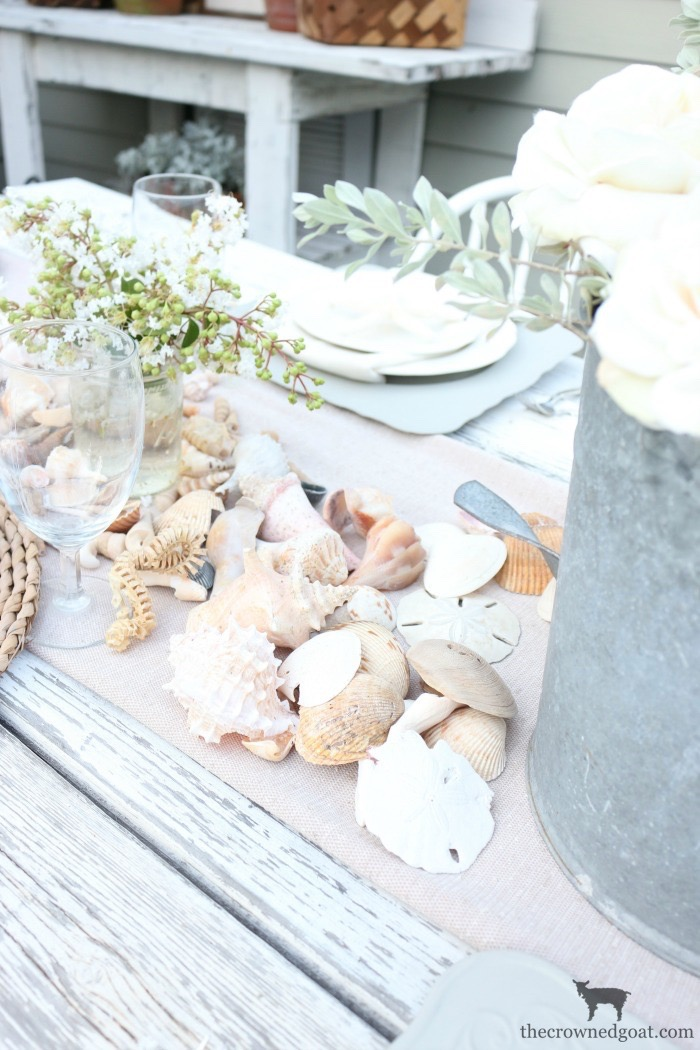 Coastal-Inspired-Tablescape-The-Crowned-Goat-3 Coastal Inspired Tablescape Decorating Summer