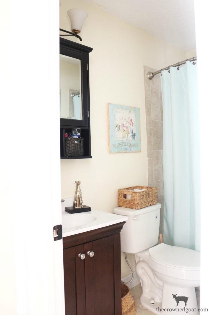 Loblolly-Manor-Guest-Bathroom-Makeover-The-Crowned-Goat-1 Loblolly Manor: Tiny Guest Bathroom Makeover Decorating DIY Loblolly_Manor