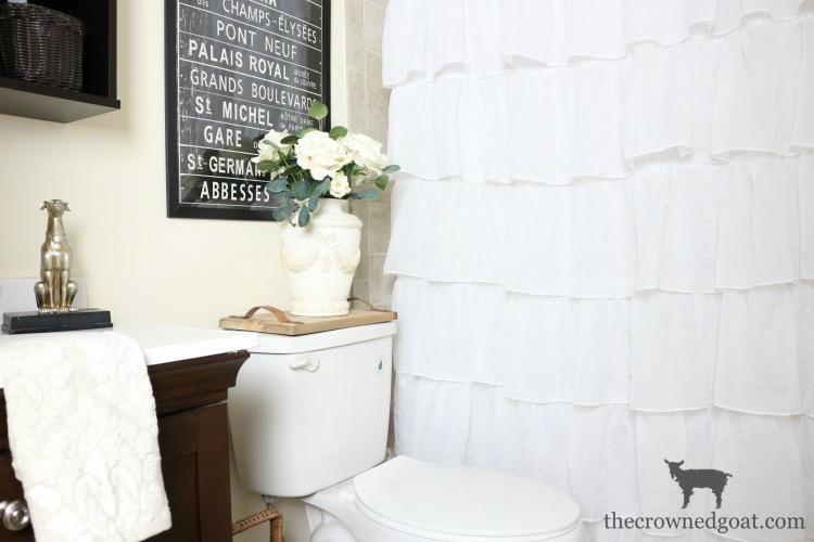 Loblolly-Manor-Guest-Bathroom-Makeover-The-Crowned-Goat-10 Loblolly Manor: Tiny Guest Bathroom Makeover Decorating DIY Loblolly_Manor