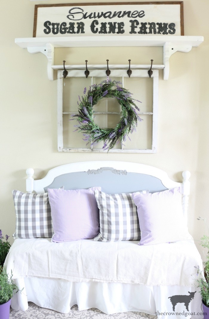 Farmhouse-Entry-Makeover-Plans-The-Crowned-Goat-2 Farmhouse Inspired Entry Makeover Plans Decorating