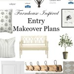 Farmhouse-Entry-Makeover-Plans-The-Crowned-Goat-3 Decorating