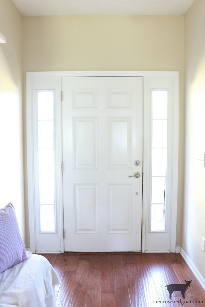 Simple-Door-Painting-Tips-The-Crowned-Goat-6 Simple Tips for Painting Interior Doors DIY