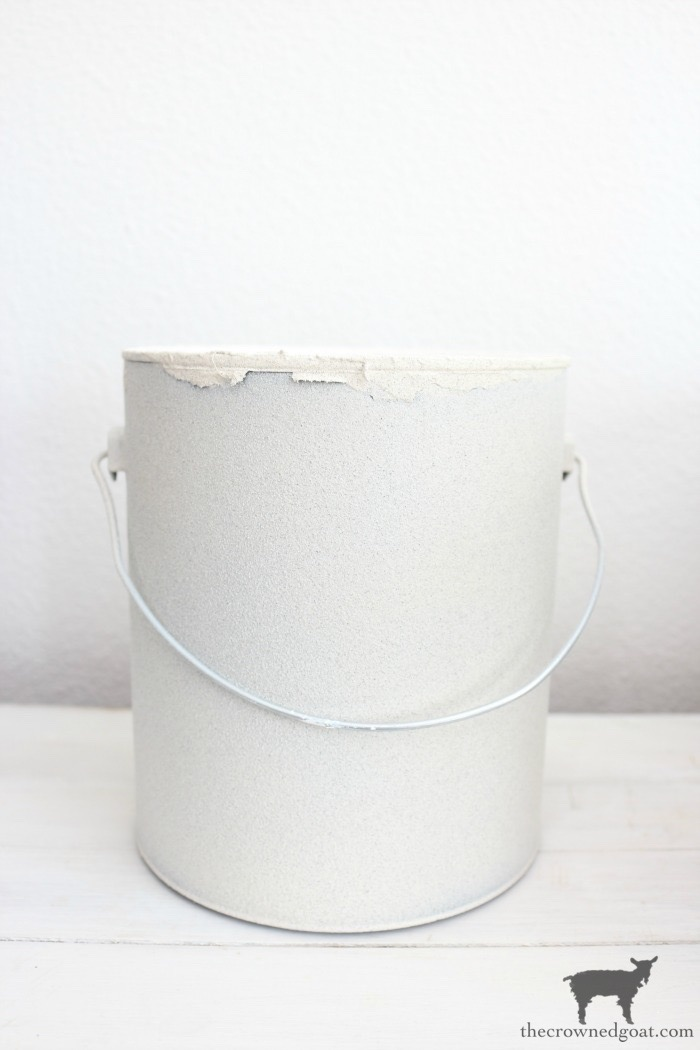Crock-Inspired-Paint-Cans-The-Crowned-Goat-7 How to Create Crock Inspired Paint Cans Decorating DIY