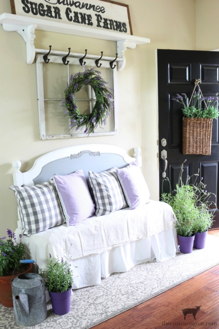 Farmhouse-Entry-Makeover-Reveal-The-Crowned-Goat-1 Entry Makeover Reveal Decorating DIY