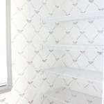 How to Stencil Textured Walls