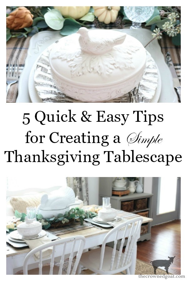 Simple-Thanksgiving-Tablescape-Ideas-The-Crowned-Goat-15 Simple Thanksgiving Tablescape Ideas Decorating Thanksgiving