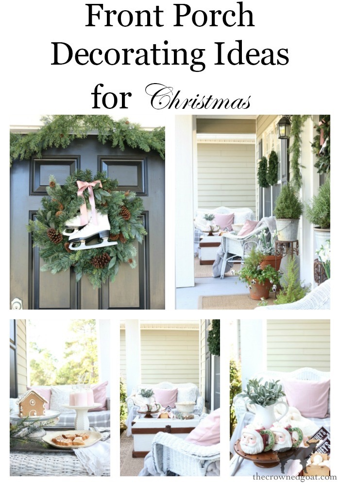 Christmas-Front-Porch-Decorating-Ideas-The-Crowned-Goat-21 Christmas on the Front Porch Christmas Holidays