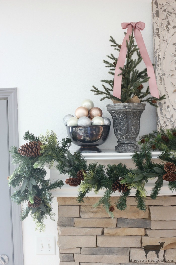 Romantic-Farmhouse-Christmas-Home-Tour-The-Crowned-Goat-10 A Christmas Message & Holiday Home Tour Christmas Holidays